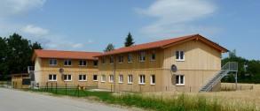 Asylunterkunft Schulstraße